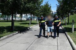 პოლიციამ თბილისში უკანონო ცეცხლსასროლი იარაღი ამოიღო – დაკავებულია ერთი პირი