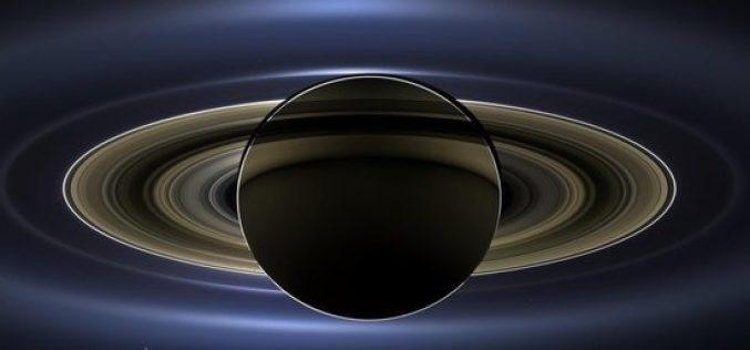 NASA-მ პლანეტა სატურნის ახალი ფოტო გამოაქვეყნა
