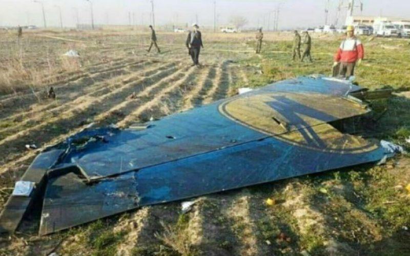 ირანში უკრაინული თვითმფრინავის ჩამოგდებასთან დაკავშირებით, რამდენიმე პირი დააკავეს