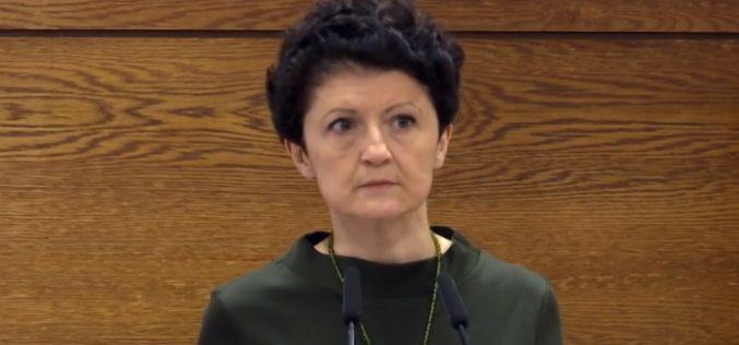 თეა წულუკიანი: მიხეილ სააკაშვილმა დაადასტურა, რომ 20 ივნისის მოვლენების მთავარი მიზანი სახელმწიფო გადატრიალება და ხელისუფლების ცვლილება იყო