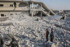 რუსეთის და ბაშარ ასადის სამთავრობო ძალებმა იდლიბისა და ალეპოს სოფლებზე საჰაერო იერიში მიიტანეს, რომლის შედეგად, სულ მცირე, 40 ადამიანი დაიღუპა, მათ შორის არიან ბავშვებიც.