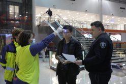 თბილისის საერთაშორისო აეროპორტში კორონავირუსის პრევენციის მიზნით ჩინეთიდან ჩამოსულ მგზავრებს ამოწმებენ.