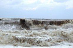 სინოპტიკოსები ფოთისა და ყულევის სანაპირო ზოლზე ისევ შტორმს ელოდებიან