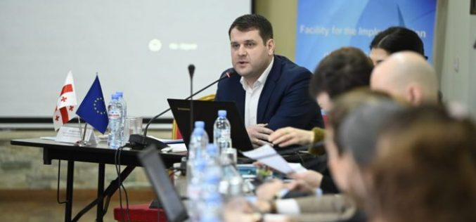გენადი არველაძე: DCFTA – ის წარმატებული შეთანხმების შედეგია, რომ ევროკავშირში ქართული პროდუქციის ექსპორტის წილი მნიშვნელოვნად იზრდება