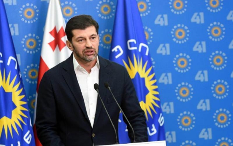 """კახა კალაძე: """"ქართული ოცნება"""" ერთადერთი პარტიაა, რომელსაც შანსი აქვს, ხმათა უმრავლესობით ხელისუფლებაში მოვიდეს"""