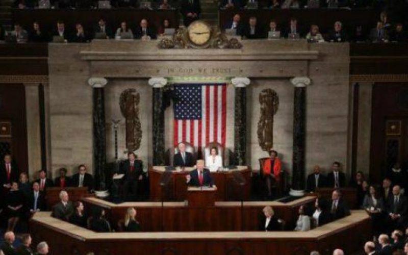 """აშშ-ის პრეზიდენტმა, კონგრესს """"ქვეყნის მდგომარეობის შესახებ"""" მოხსენებით, შესაძლოა, უკანასკნელად მიმართა"""