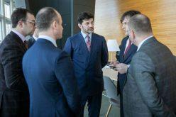 ძალიან ნაყოფიერი შეხვედრები გვქონდა. ვისაუბრეთ ასოცირების ხელშეკრულებით ნაკისრ ვალდებულებებზე, ასევე ქვეყანაში მიმდინარე პოლიტიკურ პროცესებზე-კალაძე