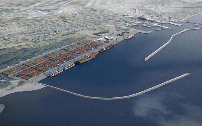 """""""ეიპიემ ტერმინალსმა"""" ფოთში ღრმაწყლოვანი ნავსადგურის აშენების ნებართვის მისაღებად ხელახალი პროცედურები დაიწყო."""