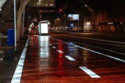 21:00 საათიდან დილის 6:00 საათამდე იკრძალება როგორც ქვეითად, ისე – ტრანსპორტით, ქალაქებსა და ქვეყნის მასშტაბით გადაადგილება