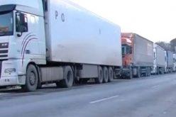 საქართველოში ბოლო სამ კვირაში კორონავირუსი სატვირთო ავტომანქანის 30-მდე მძღოლს დაუდასტურდა