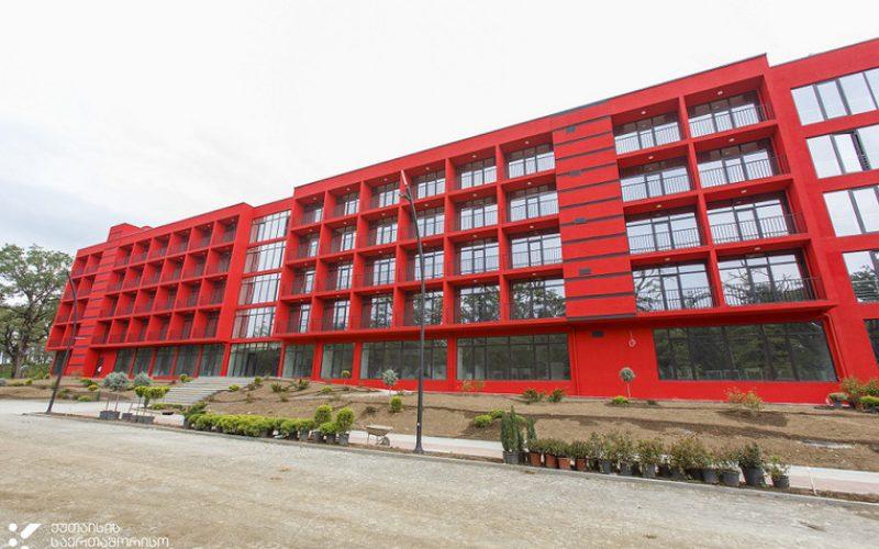 ქუთაისის საერთაშორისო უნივერსიტეტის (KIU) ფოტოკოლაჟი