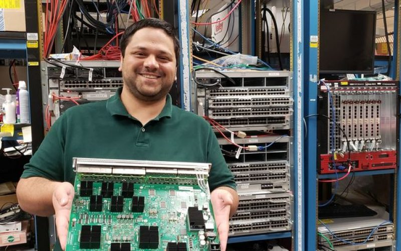 Cisco-ში მომუშავე ქართველი მეცნიერი, რომლის გამოგონებებიც აშშ-ში დაპატენტდა