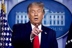 დემოკრატები არჩევნების მოპარვას და გაყალბებას ცდილობენ, განაცხადა აშშ-ის მოქმედმა პრეზიდენტმა, დონალდ ტრამპმა თეთრ სახლში გამართულ ბრიფინგზე.