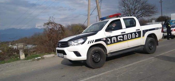 პოლიციამ გარდაბნის ტერიტორიაზე, რუსეთის მოქალაქე, 1 კილო ჰეროინით, 8 000 ლარითა და 400 დოლარით დააკავა