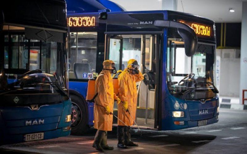 სატრანსპორტო კომპანია მგზავრების მისაღებად მზად არის