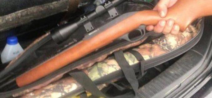 """შსს – პოლიციამ """"ნამახვან ჰესის"""" მშენებლობის საწინააღმდეგო აქციაზე იარაღები და ე.წ. """"დუბინკები"""" ამოიღო"""
