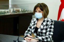ეკატერინე ტიკარაძე: ვაქცინაცია 15 მარტიდან დაიწყება