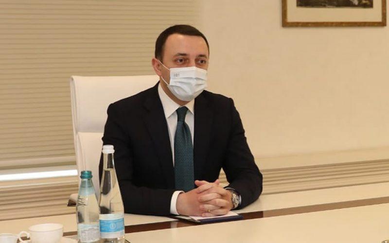 ირაკლი ღარიბაშვილმა ჯანმრთელობის მსოფლიო ორგანიზაციის(WHO) გენერალურ დირექტორ ტედროს ადანომ გებრეისუსთან სატელეფონო საუბარი გამართა