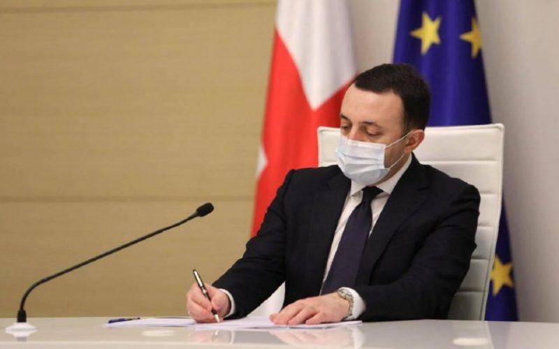 პრემიერ-მინისტრი კორონავირუსისგან გამოჯანმრთელდა
