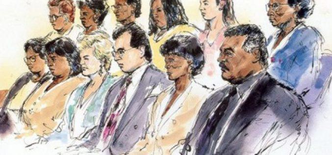 ნაფიც მსაჯულთა სასამართლომ განზრახ მკვლელობაში ბრალდებული დამნაშავედ ცნო