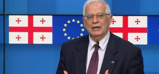 """""""ევროკავშირი მიესალმება სომხეთისა და აზერბაიჯანის ქმედებებს, რომელთაც ხელი საქართველომ შეუწყო"""""""