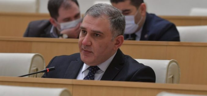 """"""" რუსეთის ქმედებების უარყოფითი, ნეგატიური შეფასება არის ძალზედ მნიშვნელოვანი"""""""