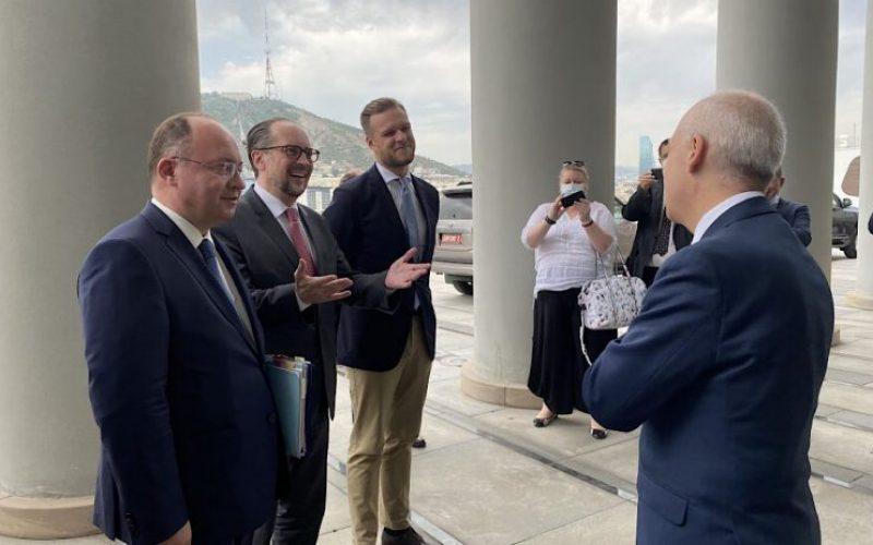 ავსტრიის საგარეო საქმეთა მინისტრი – საქართველოს წარმატება მთლიანად ევროკავშირის წარმატებაა