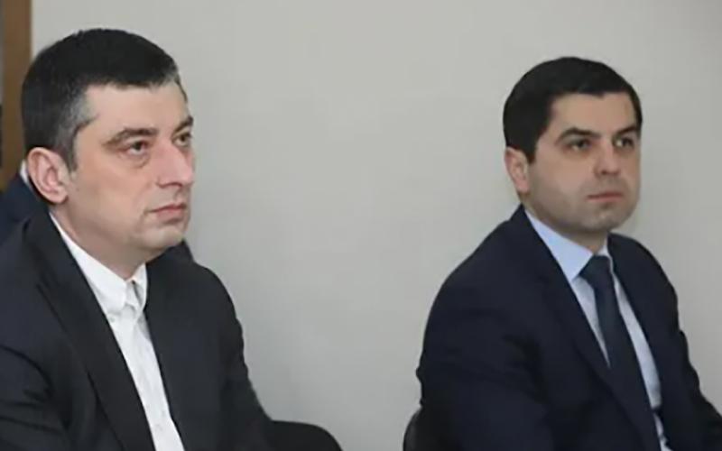 """""""20 ივნისის ოპერაციას გეგმავდნენ ორნი – გახარია და საბანაძე"""""""