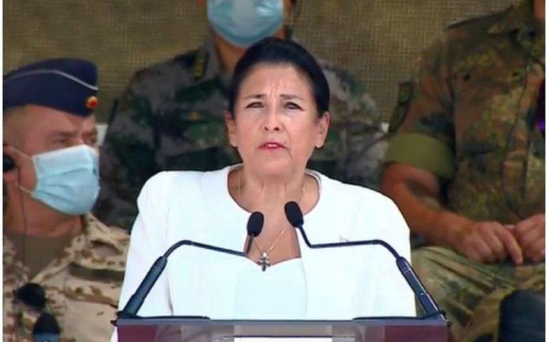 პრეზიდენტმა მარიამობის დღესასწაულთან დაკავშირებით 3 მსჯავრდებული შეიწყალა