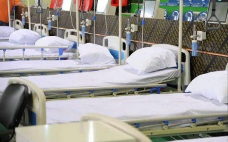 ქავთარაძის ქუჩაზე მოწყობილ საველე ჰოსპიტალში, ამ დროისთვის, 91 პაციენტი მკურნალობს